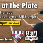 Umpire Webinar with Brian Hertzog