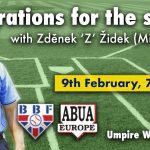 Umpire Webinar Series starts again